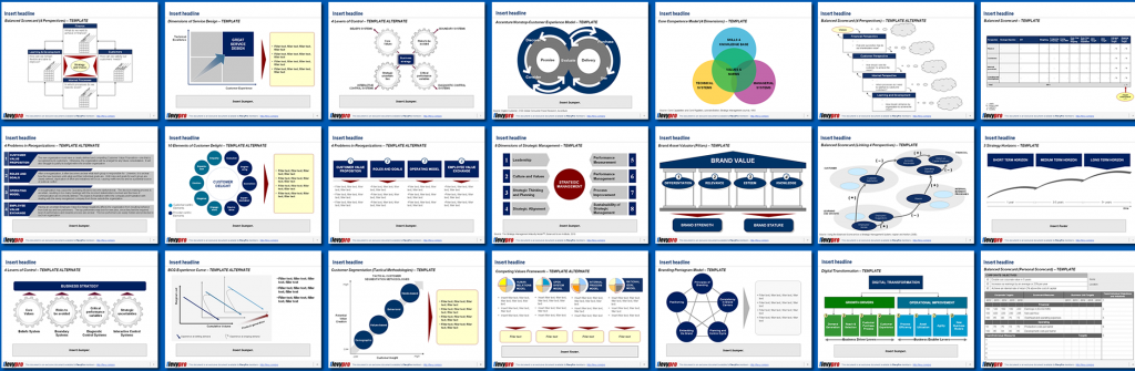 Powerpoint templates free templates on strategy transformation toneelgroepblik Image collections