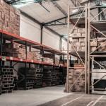 Stock Image 2 - Supply Chain Warehousing